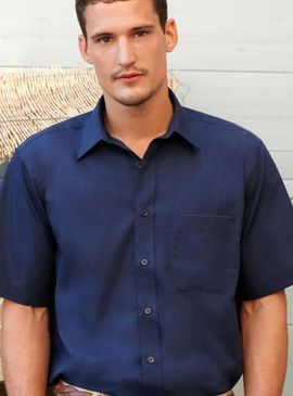 Fruit Of The Loom Poplin Shirt